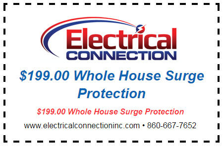 $199 Whole House Surge Protection Coupon
