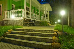 Commercial Exterior Lighting Services in Connecticut