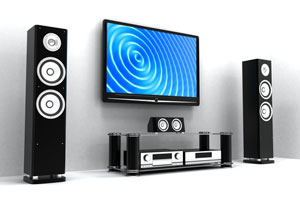 Home Entertainment Wiring Services in Connecticut