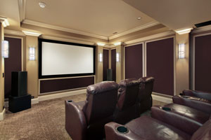 Home Theater Systems in Connecticut