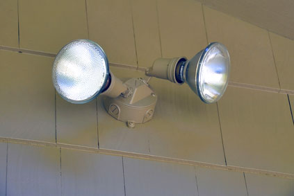Security Lighting Installation in Connecticut
