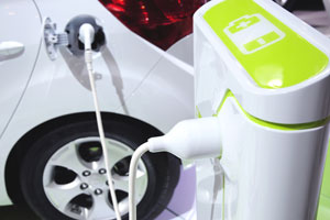 Electric Vehicle Charging Stations in Connecticut