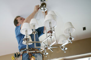 Indoor Lighting Installation in Connecticut